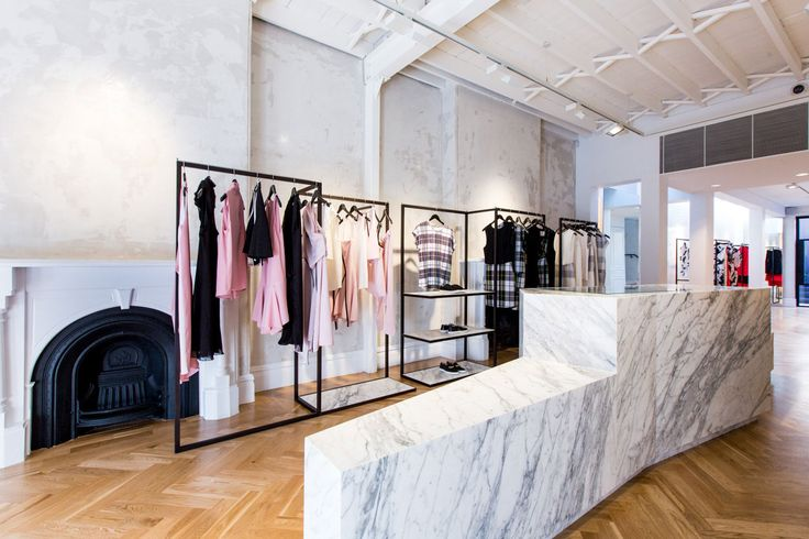 Camilla and Marc, Paddington Store Opening | http://www.yellowtrace.com.au/australian-design-news-june-2014/