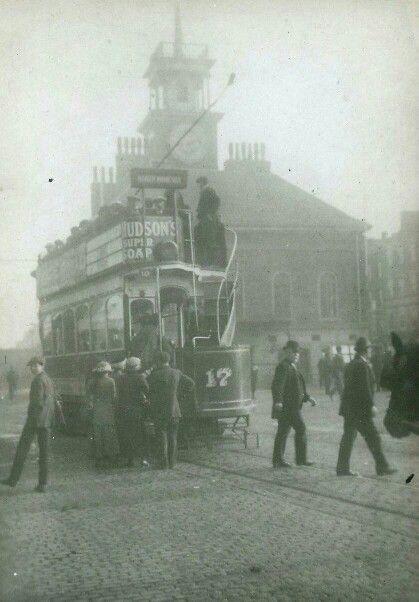 Trams Stockton on Tees