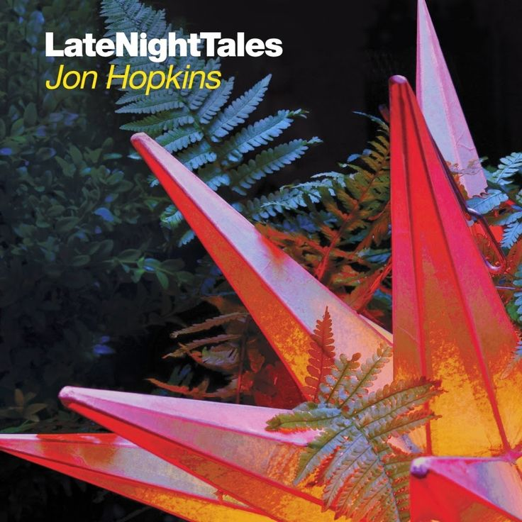 Late Night Tales - Jon Hopkins, compilation review by Glen Byford for Desperately Seeking Susan Boyle