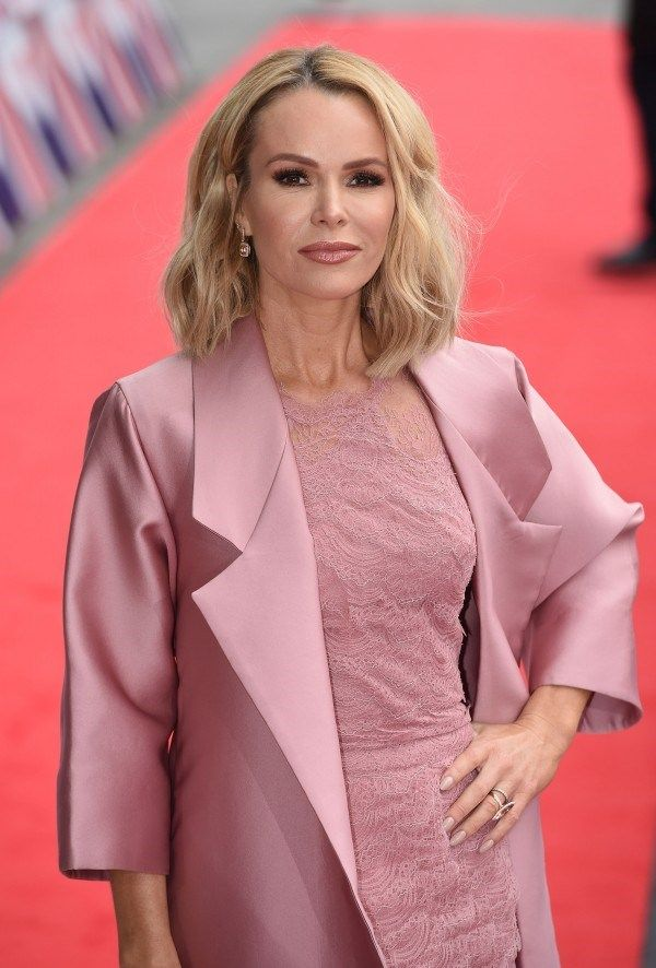 417 Best Amanda Holden Images On Pinterest