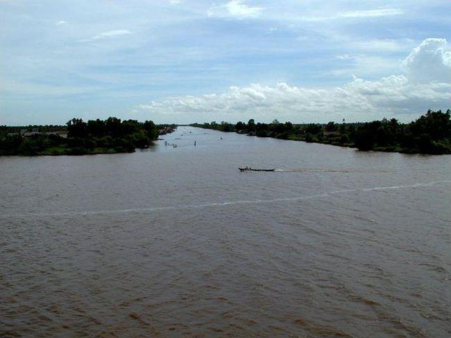 Sungai yang terbesar dan terpanjang di Kalimantan Selatan adalah Sungai Barito. Hulu sungai Barito berada...