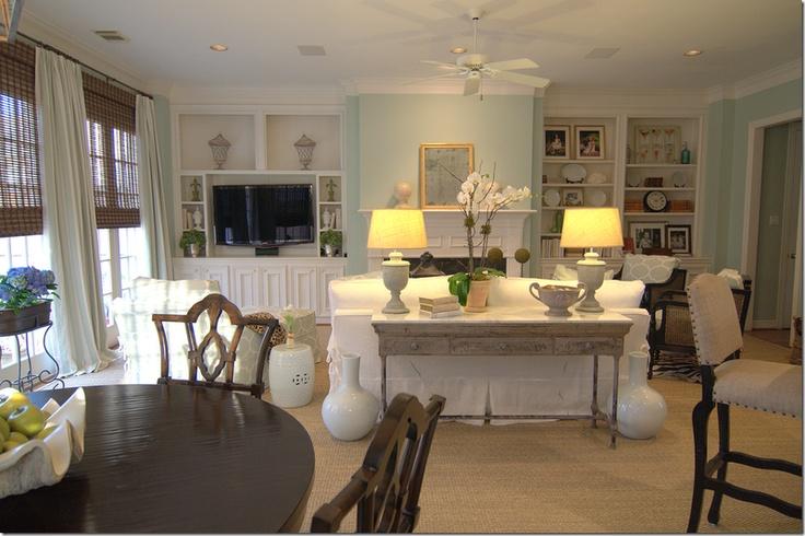 Cote De Texas Living Room