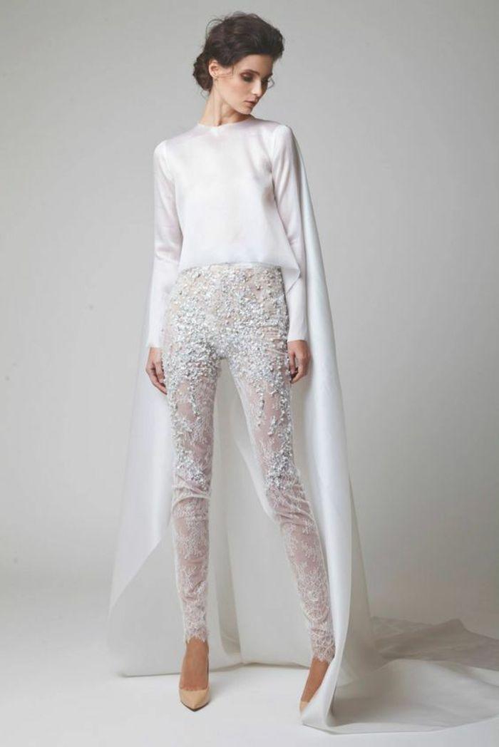 dd60d80efd3 ▷ 1001 + Idées pour un tailleur pantalon femme chic pour mariage + ...