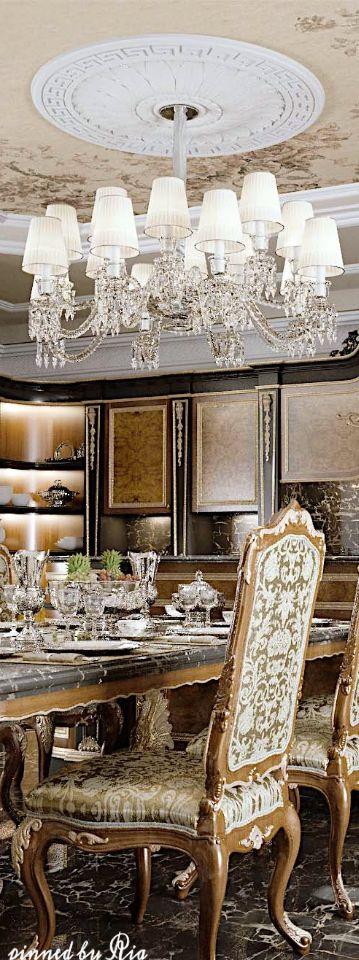 114 Best Interior Designformal Dining Images On Pinterest Beauteous Tuscan Lighting Dining Room Design Ideas