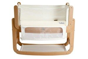 6 of the best co-sleeper cots and cribs for safe sleeping
