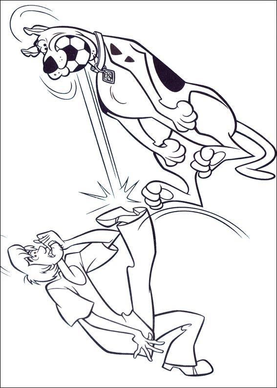 scooby doo colouring pages scooby doo coloring pages coloring pages to print