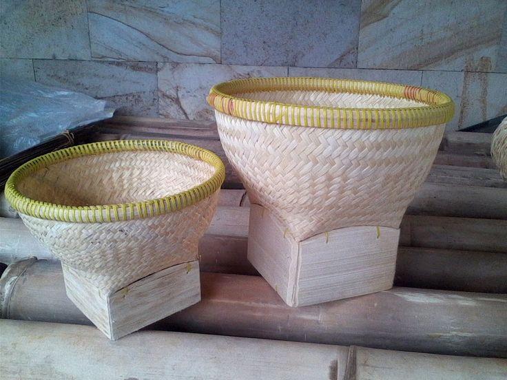 Daftar Harga Keranjang Kemasan Bambu Unik