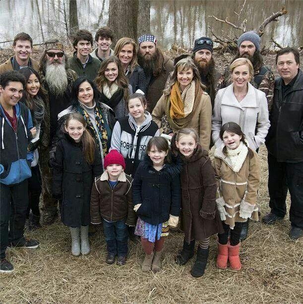 duck dynasty cast