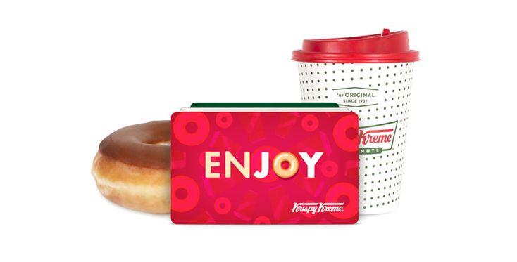 Krispy kreme more smiles gift cards smile gift gift