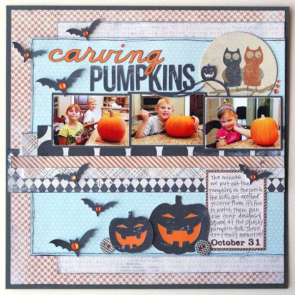 love all of Jana's pages....Jana has also used cricut with this page..great job..