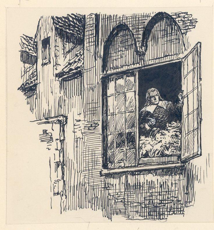 рисунки пером к книгам - Поиск в Google