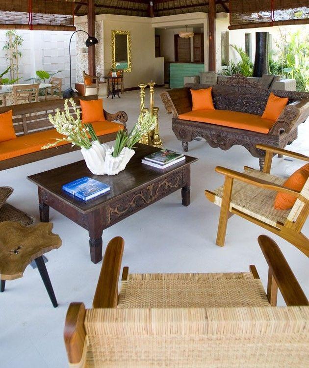 Egzotikus stílus - Bali, Indonéz inspiráció | Lakbertanoda
