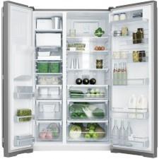 electrolux side by side fridge