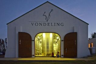 Vondeling's beautiful cellar