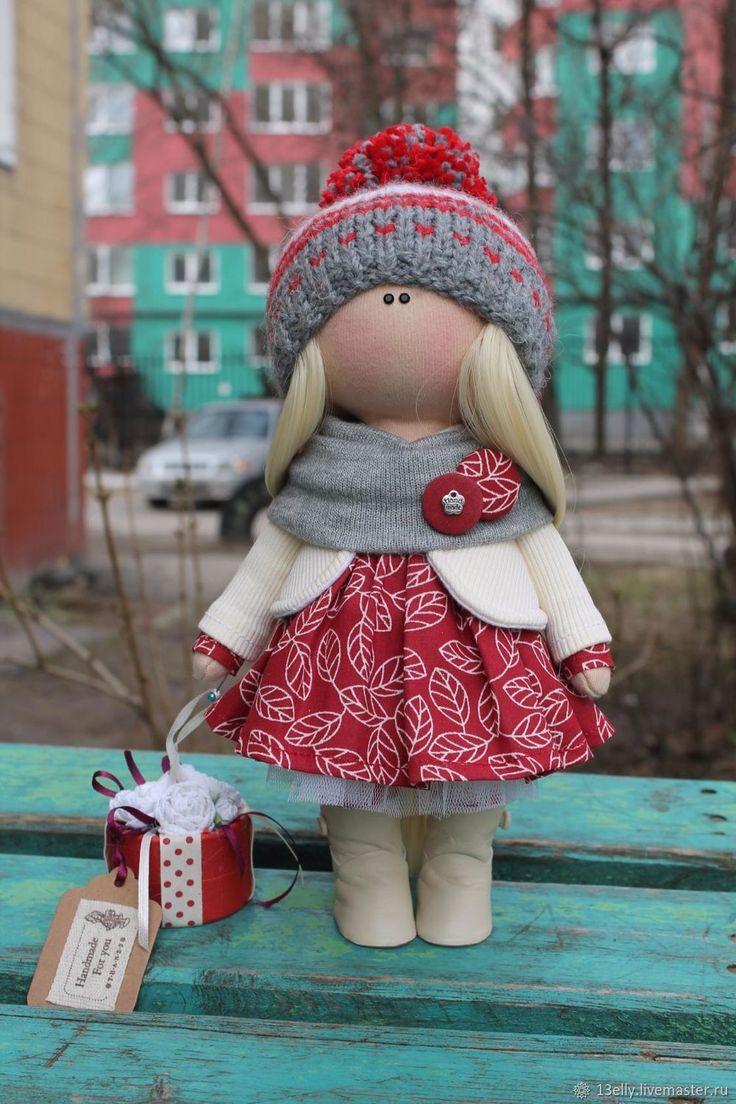 Коллекционные куклы ручной работы. Варенька. Елена. Интернет-магазин Ярмарка Мастеров. Подарок девушке, подарок женщине, творчество, фатин