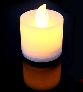 LED Flameless Candles Lights 4pack -- Only $22.99 *** Free Shipping -- www.GadgetPlus.ca