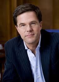 Liberalisme: Mark Rutte is de lijsttrekker van de vvd, een liberale partij. Door Esmay