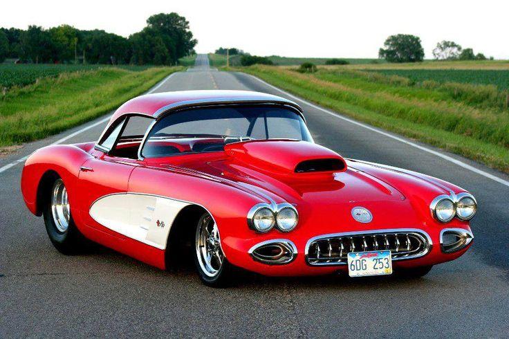 Corvette Drag | hobby car