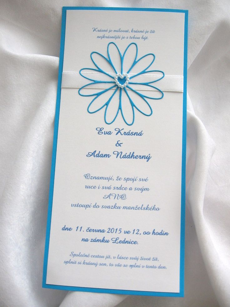 wedings card