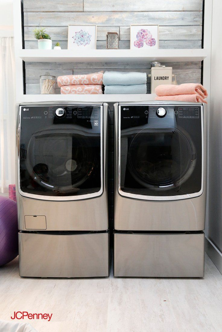Doing laundry has never been easier With
