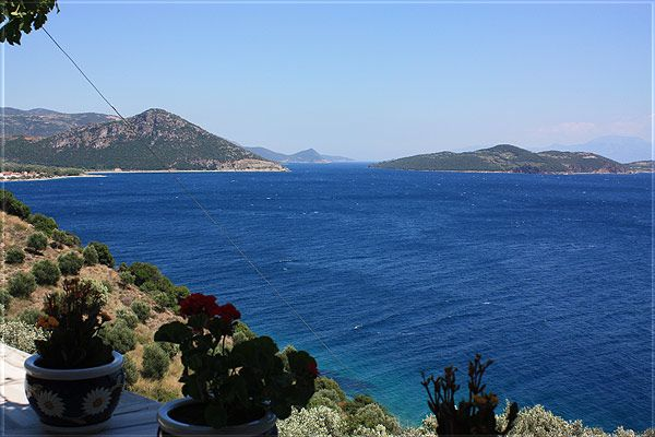 itea bay - Greece.