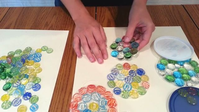 Suncatcher kids crafts speech therapy pinterest for Plastic gems for crafts