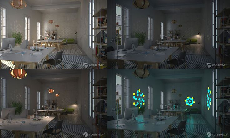 Tutorial Tuesday: Multilight - Maxwell Render. Save an infinite number of images under different lighting conditions with just ONE render?  Make lighting animations from a single render?  No extra render time?  This is Multilight!