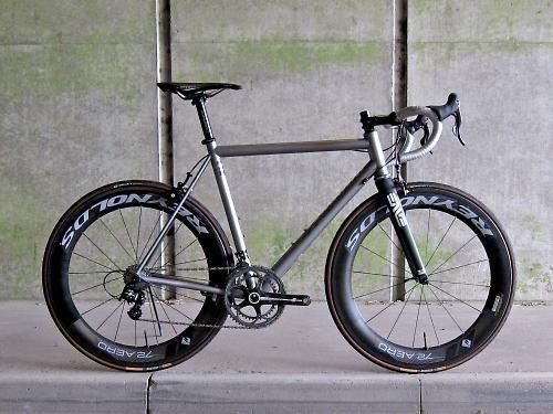 Mosaic RT-1 titanium road bike frame review   road.cc