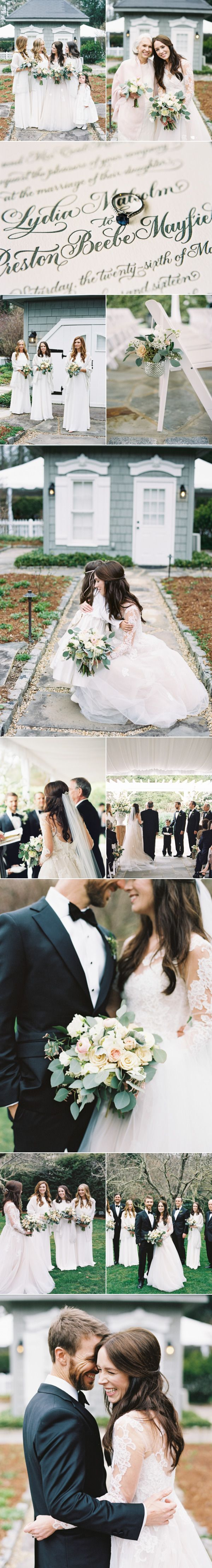 A Cozy Inn Wedding That Would Make Any Gilmore Girl Jealous