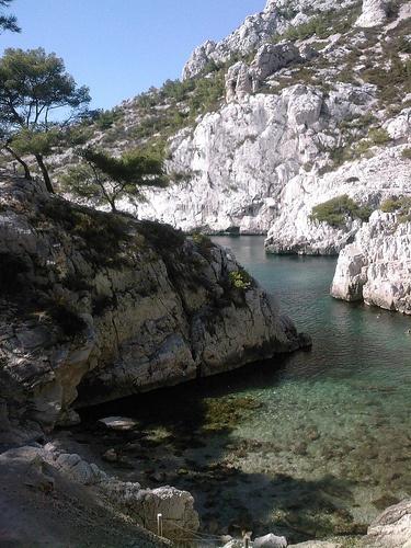 Callanque de Sugiton - Marseille - www.calanques.parcnational.fr