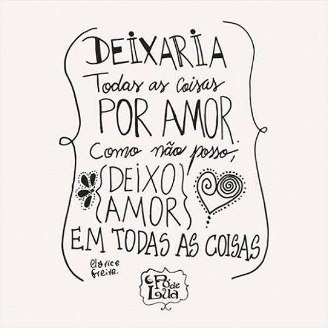 """""""Tudo quanto fizerdes, fazei-o de todo o coração como para o Senhor e não para homens"""". Colossenses 3.23  :: Arte - Pó de Lua :: fb.com/podelua  #complementodavida #amor #citacao #mensagem"""