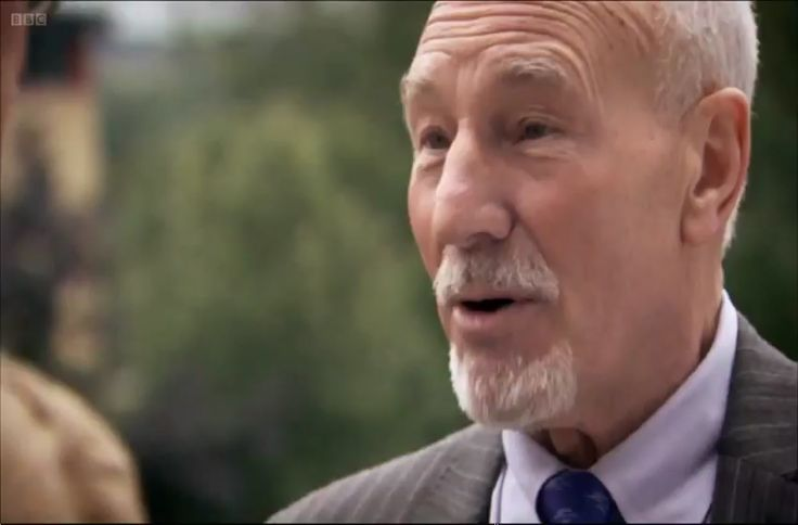 "From the BBC series, ""TOWN with Nicholas Crane"", Sir Patrick Stewart of ""Star Trek"" fame recites a poem in his native Huddersfield, Yorkshire, dialect. Also known for his stage roles with the Royal Shakespeare Company, this dialect is quite unexpected."