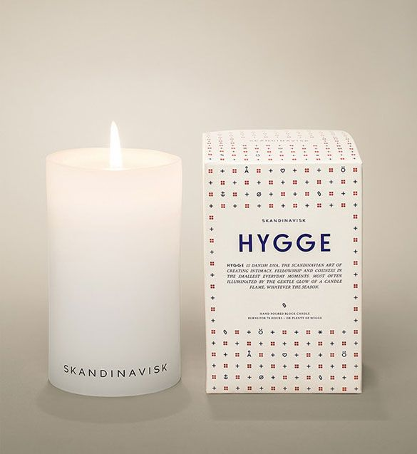 Skandinavisk candles