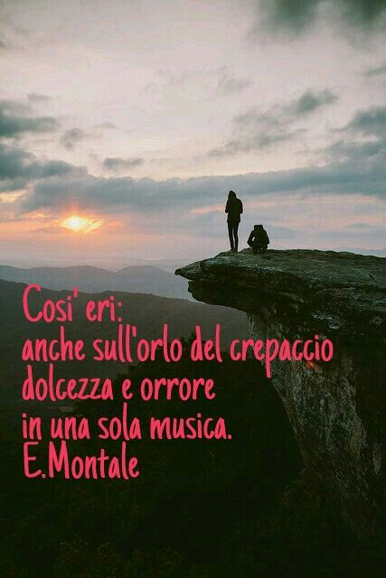 E.Montale