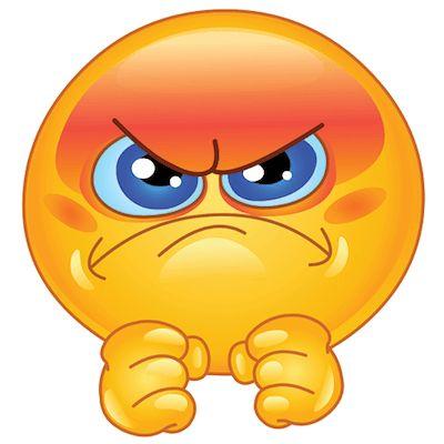 So irritated...