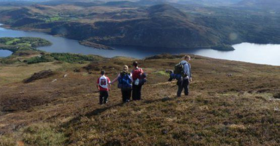 Mountain Skills Course at Caragh Lake