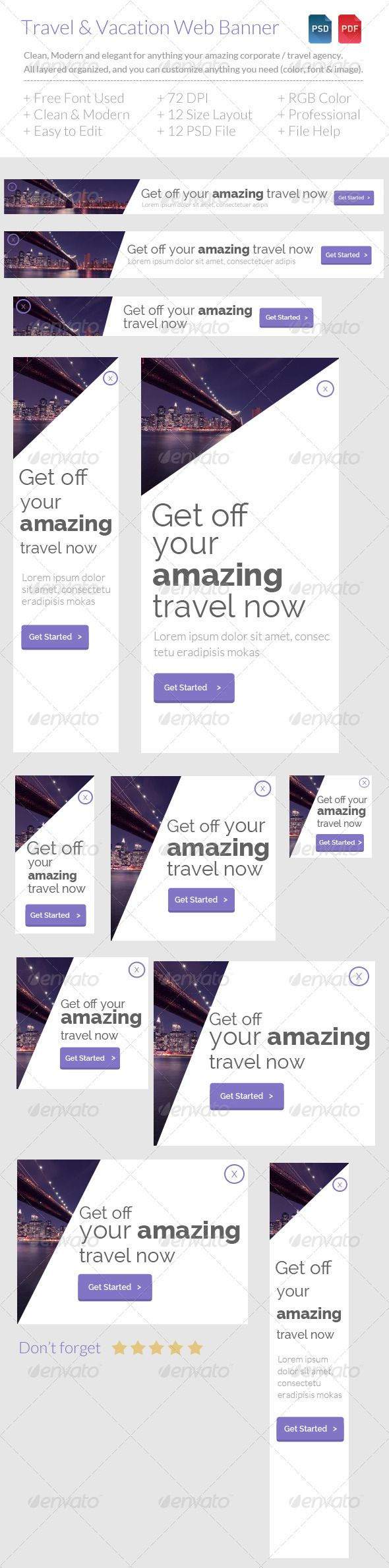 96 best Web banners images on Pinterest | Editorial design, Page ...