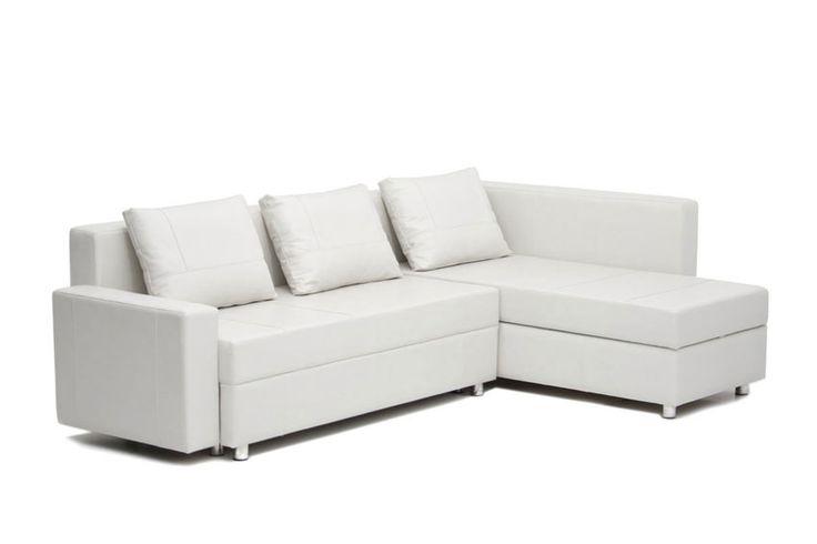 die besten 17 ideen zu schlafsofa leder auf pinterest. Black Bedroom Furniture Sets. Home Design Ideas