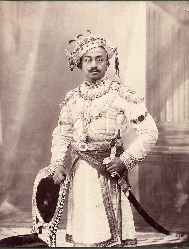 The Maharaja of Banaras