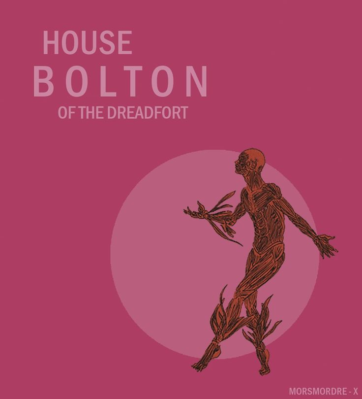 House Bolton A Song Of Ice And Fire Game Of Trones Valar Dohaeris