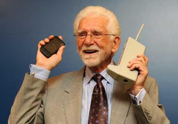 Mobil telefon 40 yaşında