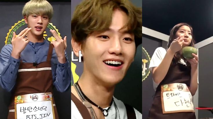 """[Watch: Members Of BTS, EXO, VIXX, TWICE, And More Go Head To Head In """"Idol Chef King"""" Preview   Soompi]"""