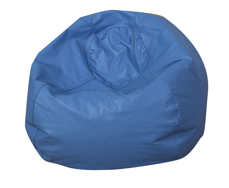 "CF610-005 35"" Blue Bean Bag"