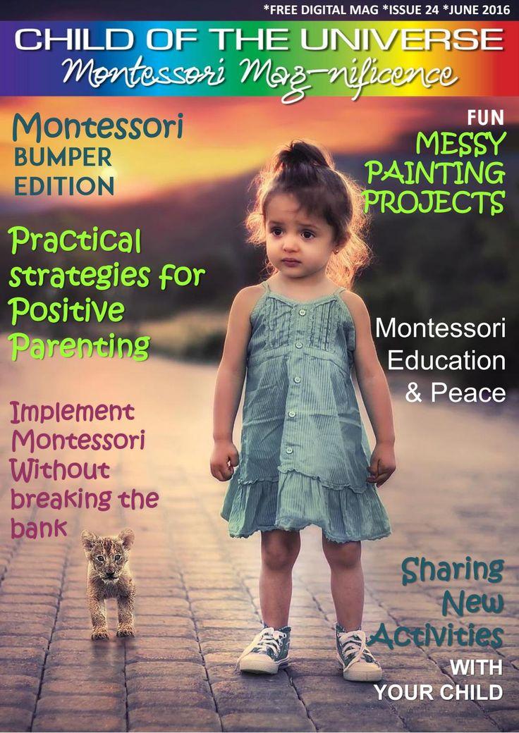 Montessori Mag-nificence June ed 24