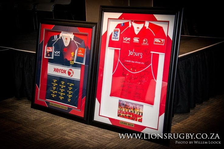 The 125 year celebration banquet and Xerox Lions Jersey launch. #xerox #southafrica #rugby #goldenlions