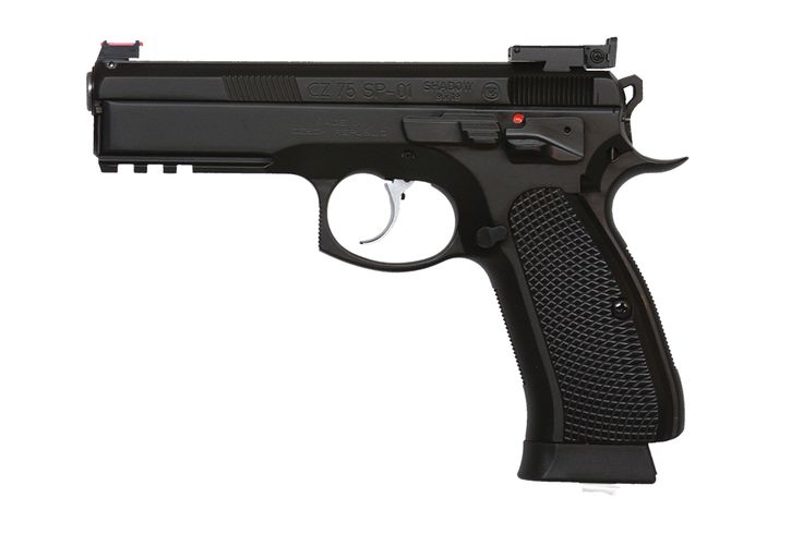 The CZ 75 SP-01 Shadow Target II Find our speedloader now! http://www.amazon.com/shops/raeind