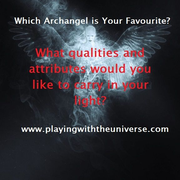 An Archangel is like a supreme commander of a group of wonderful light beings who assist and guide us. They are beyond the physical realm and work on rays of light. The are messengers who are here to help us create a better way. Here are some of my favourite Archangels. Each one has their own characteristics and qualities in which to foster within yourself. They each have something unique to offer just as you do and working with them directly brings everyday miracles into your life.