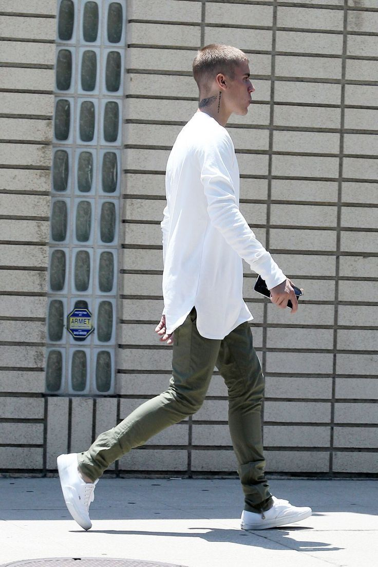 Celeb Style inspiration from Justin Bieber #StyleMadeEasy