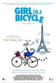 La Chica en Bicicleta / Comedia liviana y graciosa. Con actores alemanes, italianos y franceses. Nada muy memorable, para pasar el rato.
