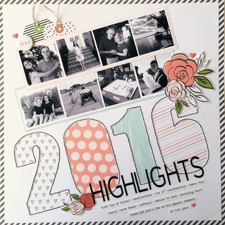 2016 Highlights - Scrapbook.com